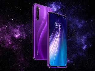 On the front, Redmi Note 8 comes with a 13MP selfie camera, and 8 Pro houses a 20MP shooter.