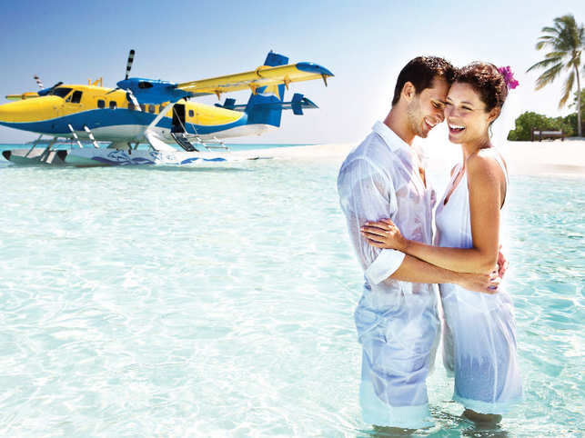 LUXURIOUS INDULGENCES: Make the most of the festive season offers and enjoy private vacations to faraway island resorts. Charter your ride and make fond memories...