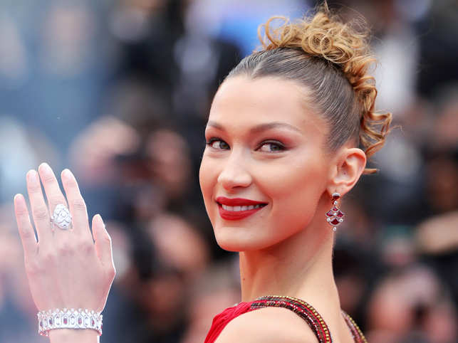 'Golden Ratio of Beauty Phi Standards' have picked Bella Hadid's face as the one that comes closest to perfection.