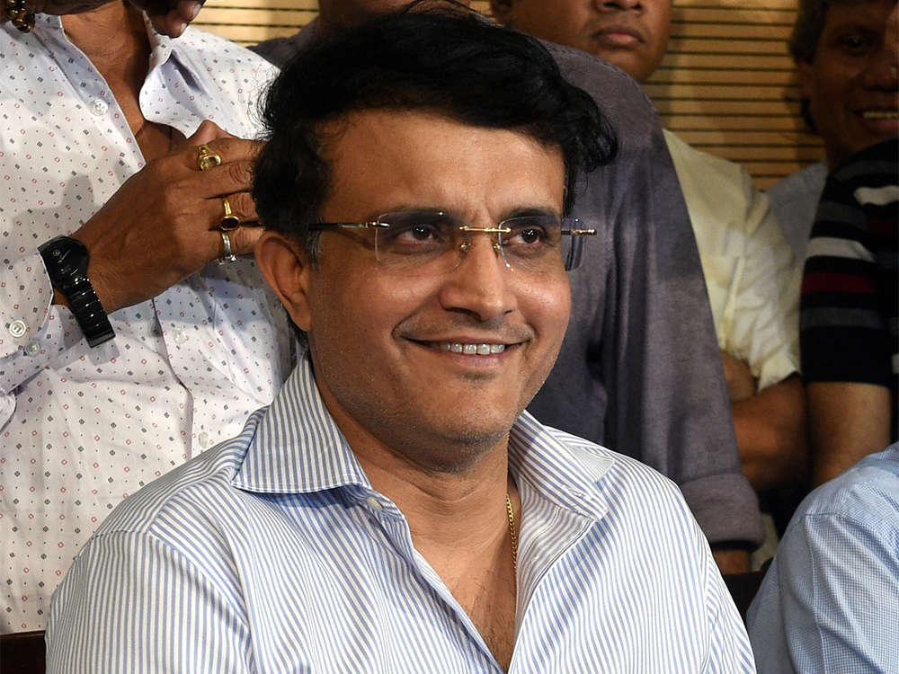 Will speak to selectors about MS Dhoni on Oct 24: Sourav Ganguly