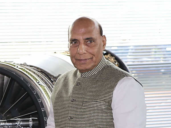 If Pakistan keeps supporting terrorism, it will self-implode : Rajnath Singh
