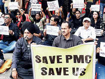 For no fault of theirs, PMC depositors may be in default