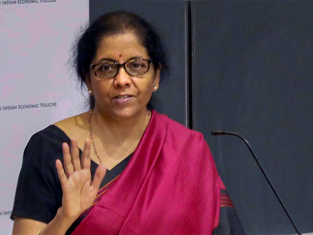 No better place for investors than democracy-loving, capitalist-respecting India: FM Sitharaman