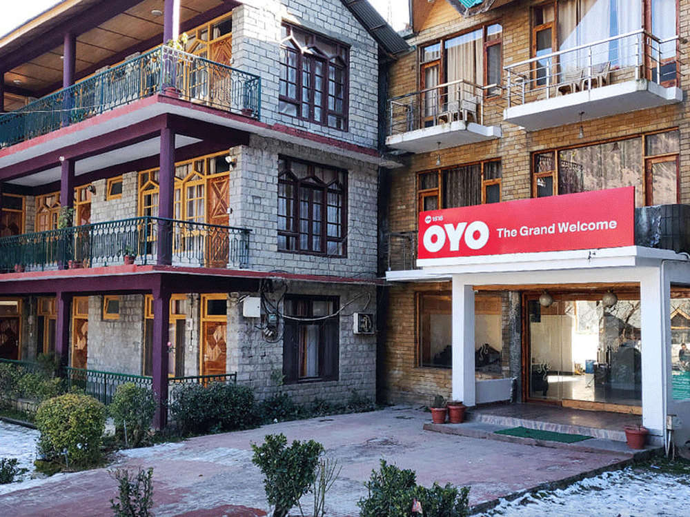 OYO announces launch of an online travel portal for travel agents