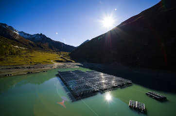 Madhya Pradesh government plans floating solar power plant on Indira Sagar Dam