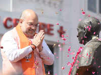 Ensure jawans get to stay with family for 100 days annually: Shah to CAPFs