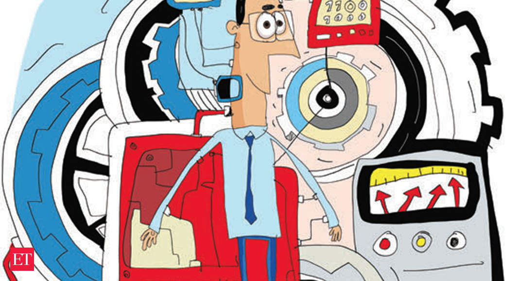 As companies rethink spends, IT braces for weaker India numbers - Economic Times thumbnail