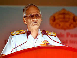 Indian Navy fully seized of its role in maritime cooperation: Navy Chief