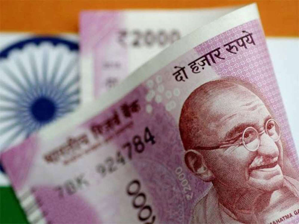 Government's outstanding loans from RBI at Rs 4.02 billion in week ended October 11