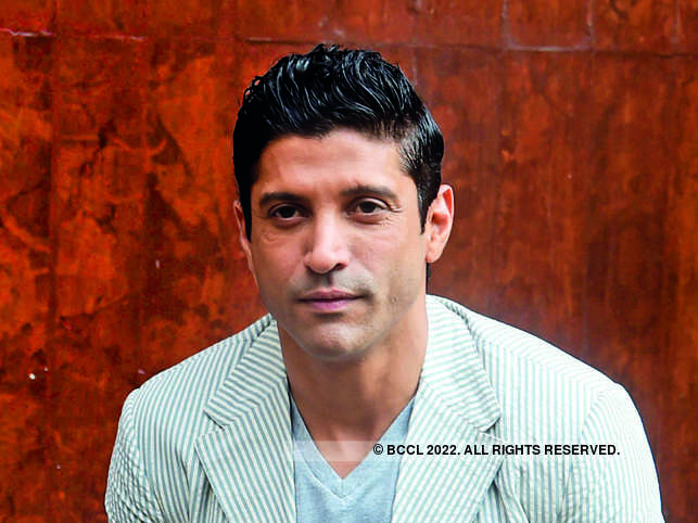 Farhan Akhtar expressed disappointment at the country's 'twisted law'.