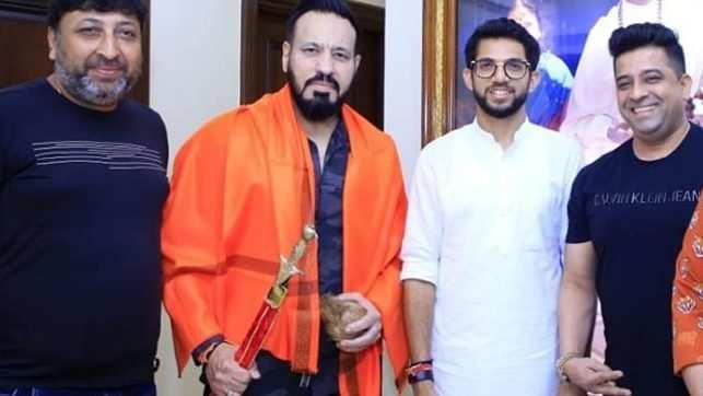 Maharashtra Polls: Salman Khan's bodyguard Shera joins Shiv Sena in Mumbai