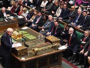 Brexit: MPs meet to vote on Boris Johnson's deal