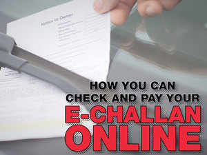 Broke a traffic rule? Here's how you can pay the e-challan online