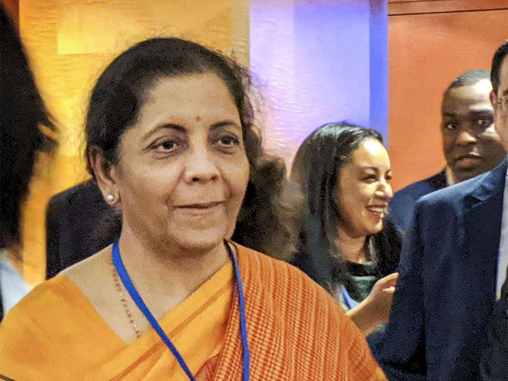 Will prepare blueprint for companies looking beyond China: Finance Minister Nirmala Sitharaman