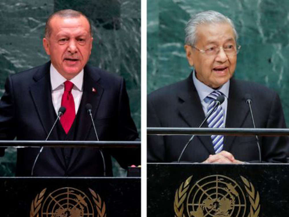 India turns up heat on Malaysia, Turkey for supporting Pak on FATF, Kashmir