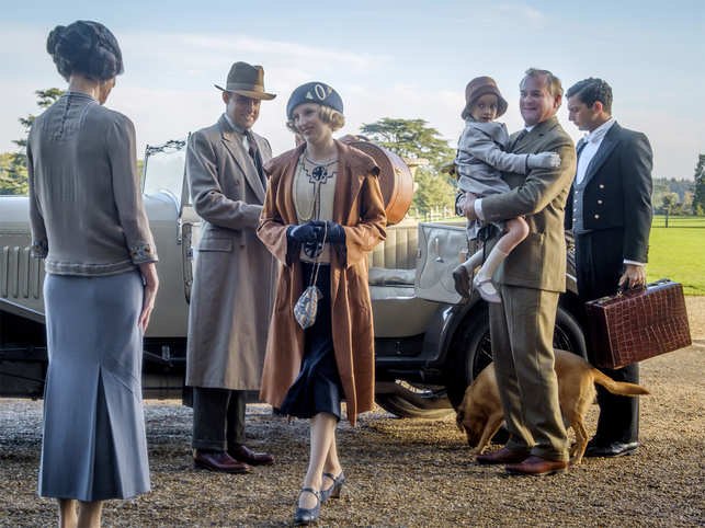 'Downton Abbey' review: A delight not just for loyal fans but new viewers too