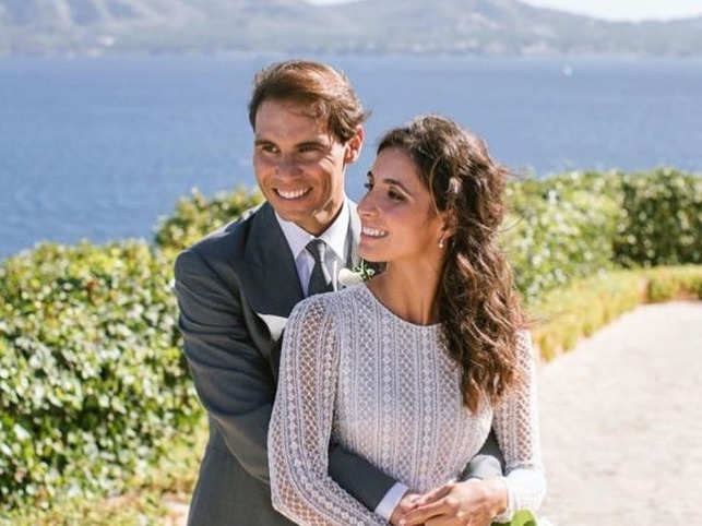 ​​Rafael Nadal and Xisca Perello​ have been dating each other for 14 years.