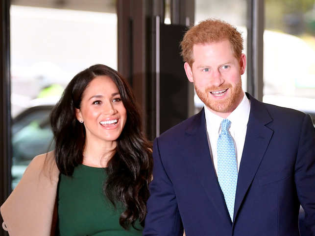 Prince Harry and Meghan Markle​ have a full schedule of engagements and commitments until mid-November​.