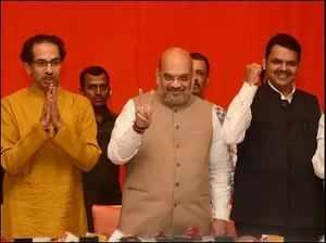 Exit poll results: BJP-Shiv Sena sweep predicted in Maharashtra