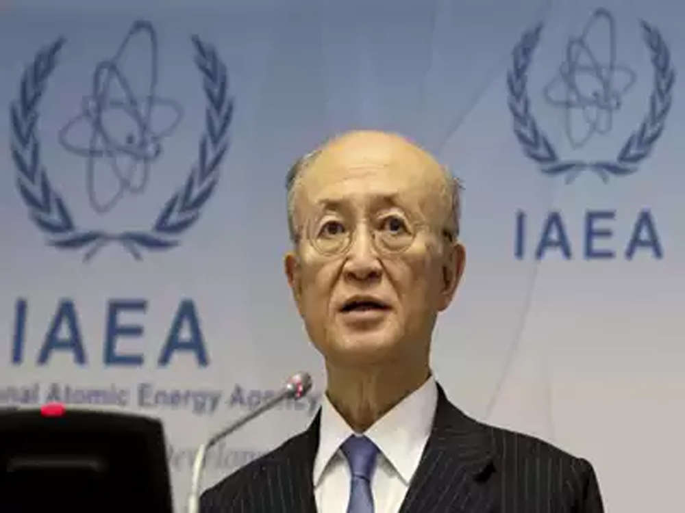 The secretive election of the world's top nuclear peacekeeper