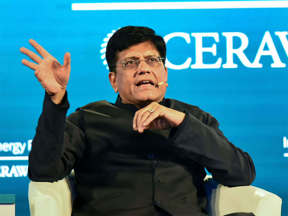 US Pact to go beyond 'tinkering': Goyal