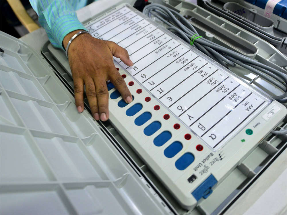 Towns tepid, voting higher in rural areas