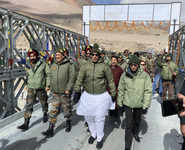 After 35 yrs, selfie at Siachen is possible