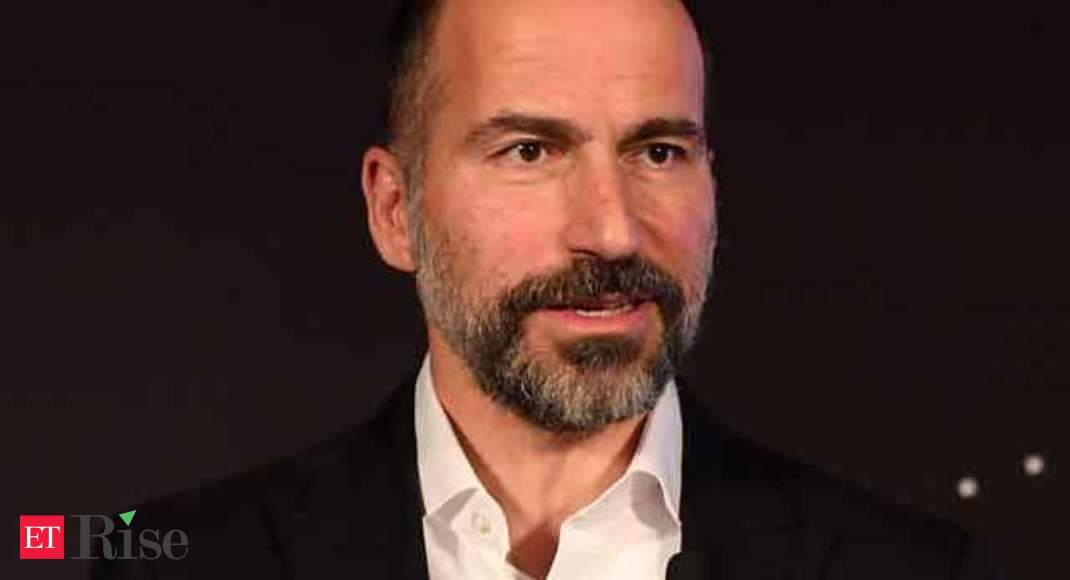 India, fundamental part of Uber's growth: Dara Khosrowshahi