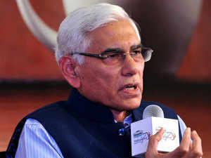 First time in BCCI history we've 4 cricketers of repute in power: Vinod Rai