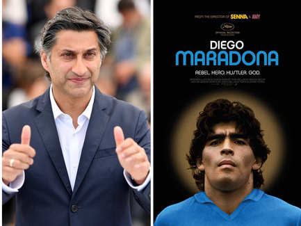 'Diego Maradona's life is a Shakespearean story, filled with pride and pathos'
