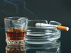 Death happens under the influence of alcohol