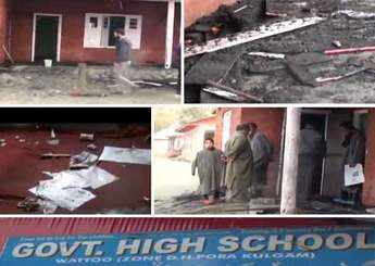 J-K: Polling centre blown up a day before voting