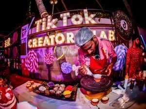 TikTok creator