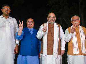 BJP-JJP alliance will form govt in Haryana; deputy CM post goes to Dushyant Chautala's party