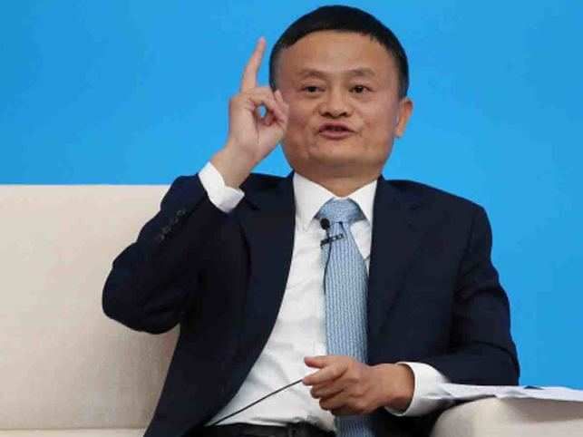 No place for Jack Ma at Alibaba: The founder opines on finding the right candidate.