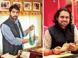 Jewellers to kings and queens: Meet Two young Kasliwals whose business dates back to the Mughal era