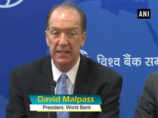 PM Modi's 5 trillion dollar economy goal is a powerful vision: World Bank President