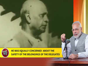 Mann Ki Baat: PM Modi remembers Sardar Patel and bats for festival tourism