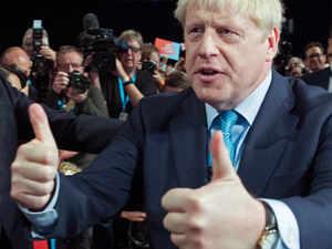 Boris AFP