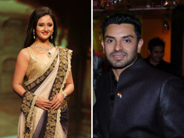 Columnist Tehseen Poonawalla (right) is making Rs 21 lakh per week while Rashami Desai (left) was paid Rs 1.2 crore for the entire season.