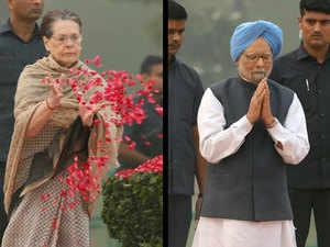 Sonia, Manmohan Singh pay tribute to Indira Gandhi on her death anniversary