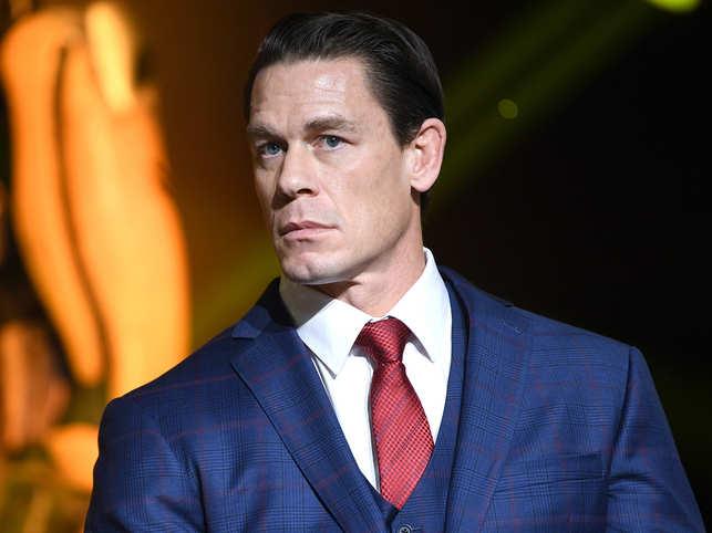 John Cena Pledges 500k To First Responders Fighting