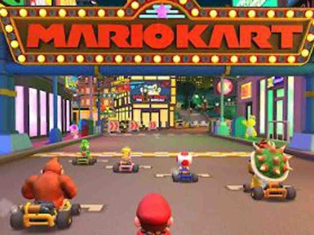 Mario Kart Tour is Nintendo's biggest launch.