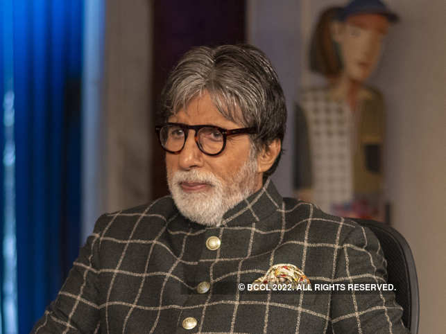 Amitabh Bachchan was hospitalised in Mumbai earlier this month due to a liver problem.