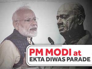 PM dedicates 'historic decision taken on Aug 5'  to Sardar Patel