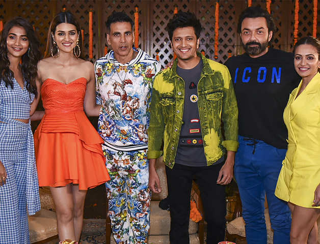 A bright Diwali for 'Housefull 4'; film joins Rs 100-cr club