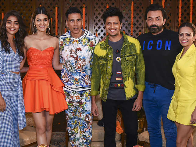 The comedy-drama opened with Rs. 19.08 crore on its first-day
