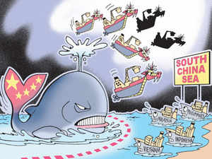 View: Chinese transgressions in South China Sea need strong pushback
