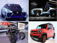 Future Tech, Unique Designs & More: When Lexus, Mitsubishi Showcased Concept Cars At Tokyo Auto Show