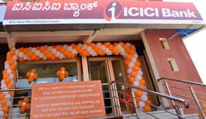 ICICI BANK BCCL